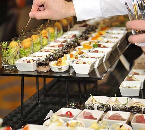 Messecatering 04